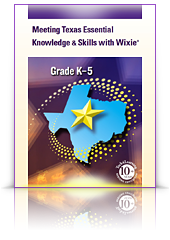 Texas TEKS Guides for Wixie